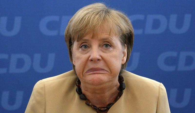 Меркель: У ЕС нет никаких условий отменить или облегчить санкции против России