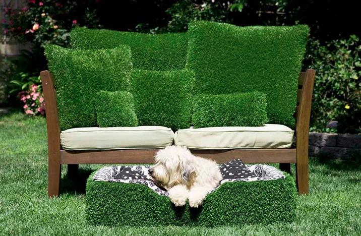 Зеленые идеи для садового дворика