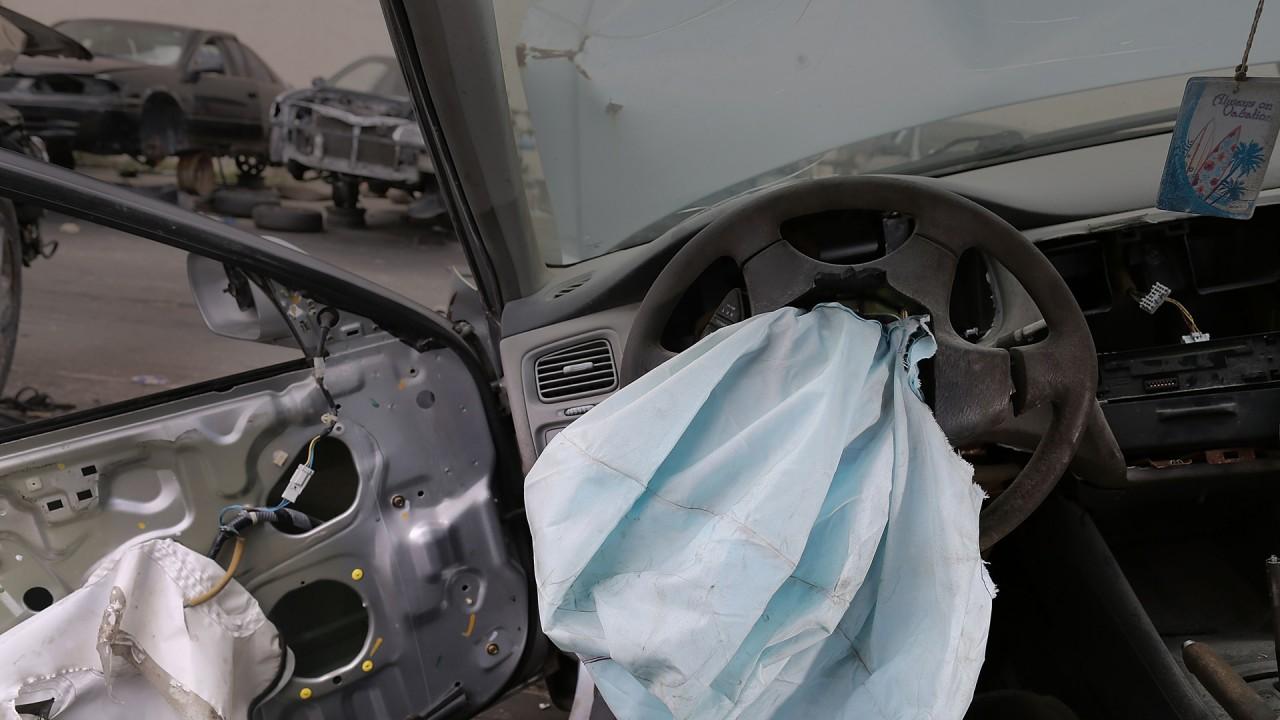 Подушки опасности или 14 смертей и взорвавшийся завод