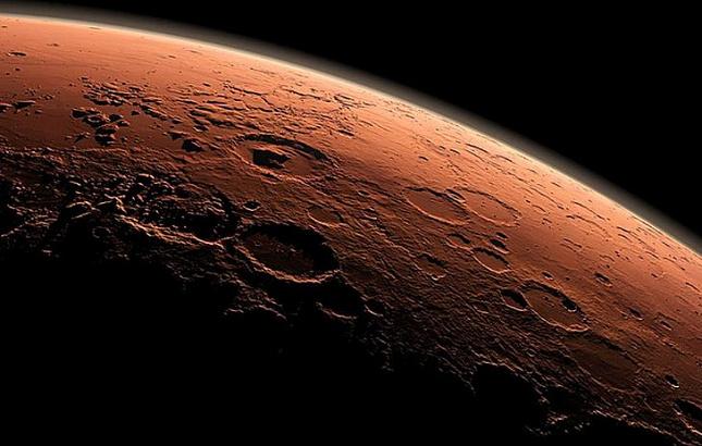 На Марсе обнаружили кислород…