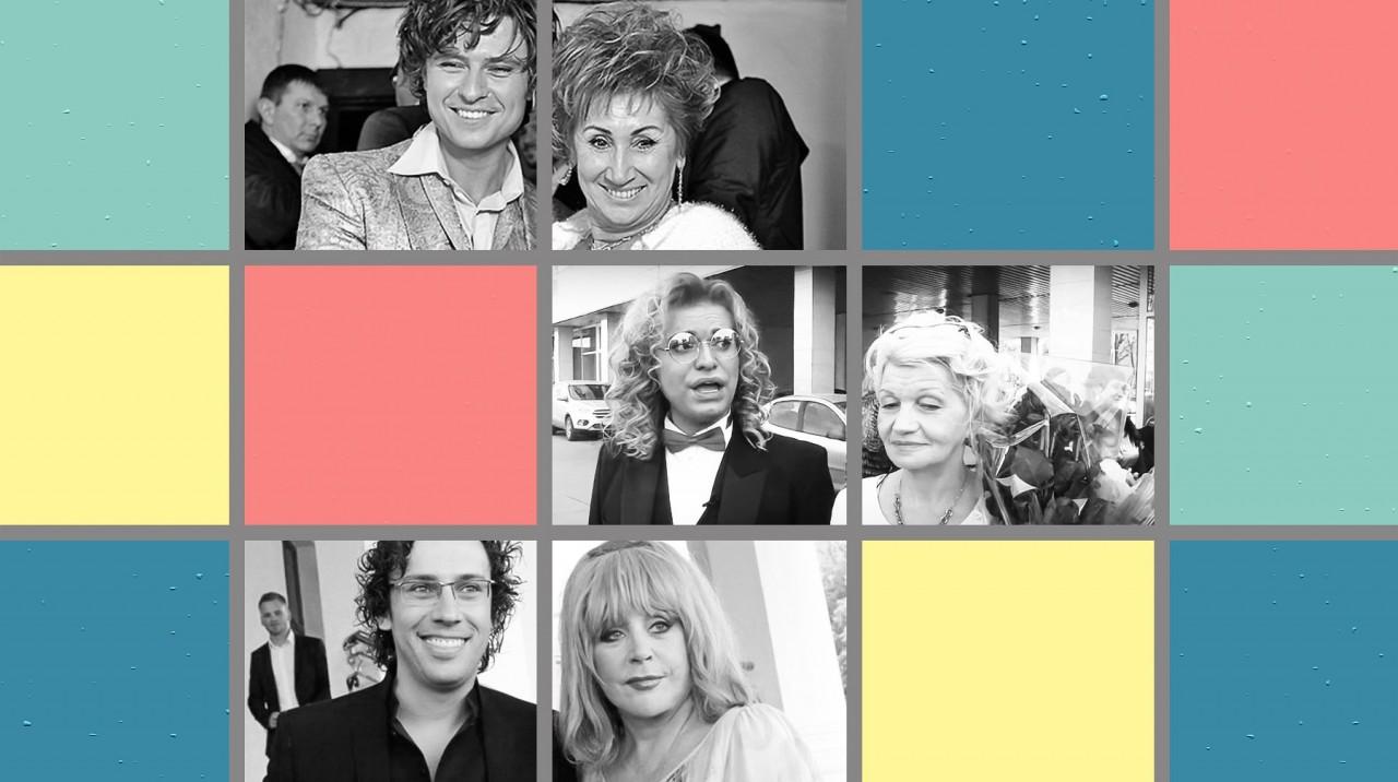 Любовь и возраст: Российские звезды рассказали, почему выбирают спутниц постарше