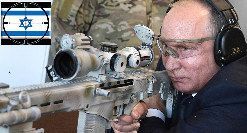 Находится ли Израиль в прицеле Путина после того, как командующий ВВС Израиля подвергся перекрестному допросу в Москве?