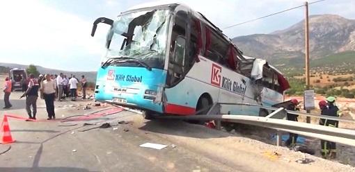 ДТП вАнталье: пострадали российские туристы