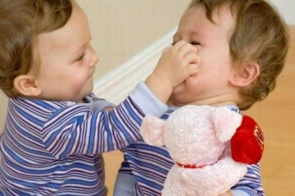 Ваш ребёнок дерётся? Что делать?