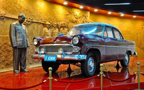 Автомобильный Китай: от великого досмешного