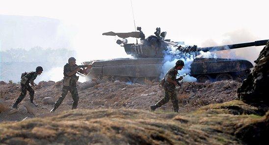 """США пытается """"засунуть нос"""" теперь и в Нагорный Карабах. Опять война?"""