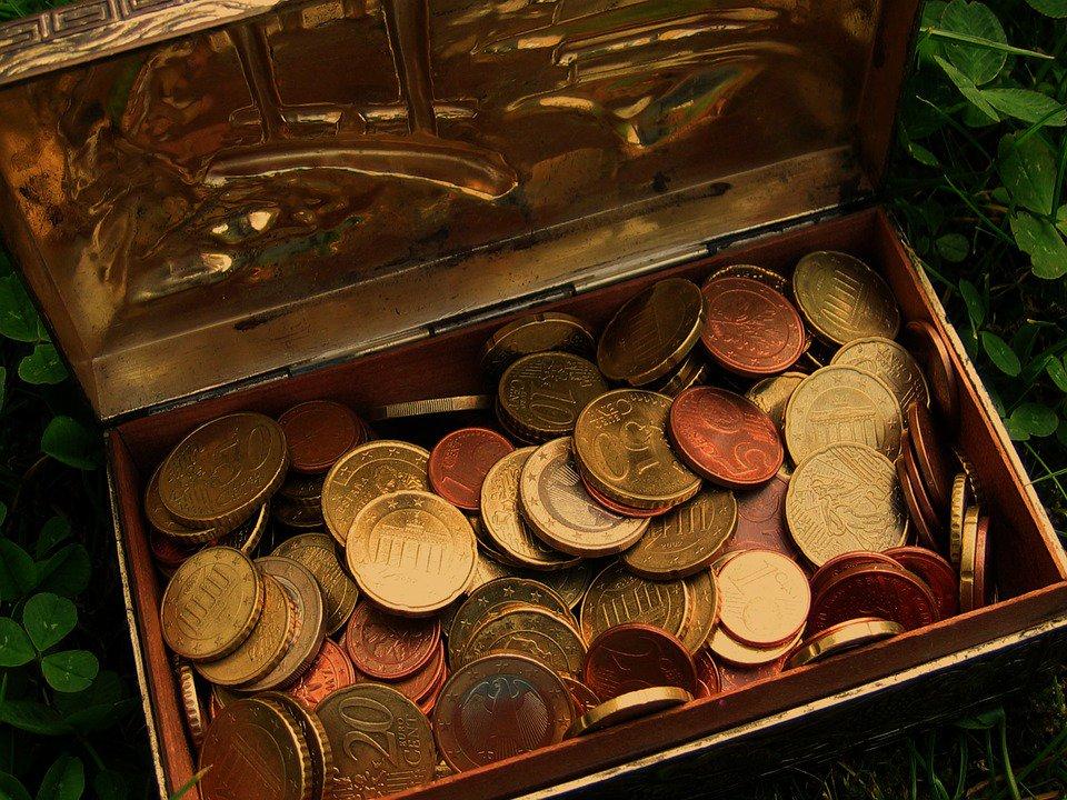 Шкатулка для размножения денег