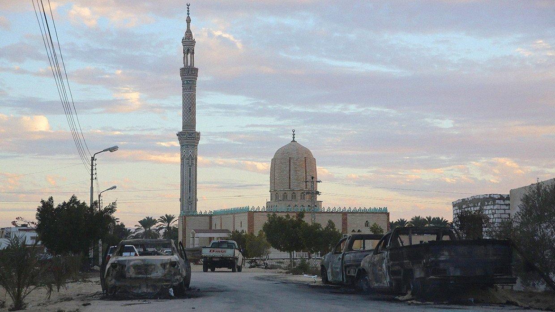 Группа боевиков ИГ задержана…