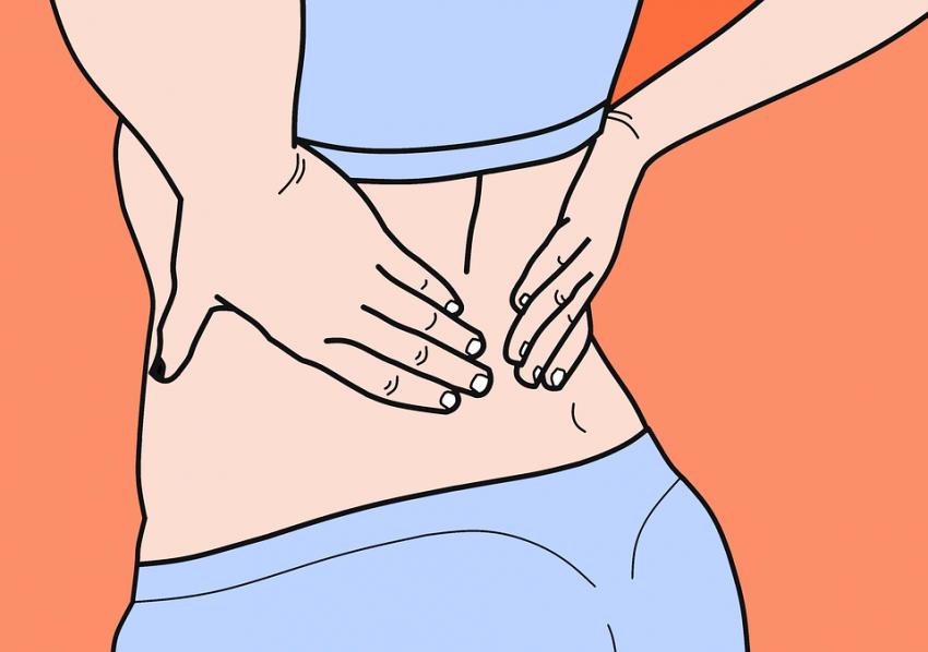 Медики назвали четыре основных правила здоровой спины