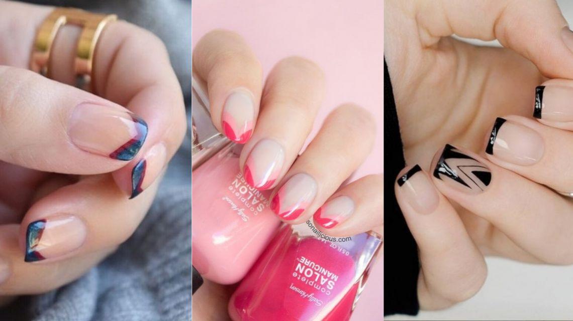 Картинки по запроÑу Френч на короткие ногти: лайфхаки и Ñтильные варианты на любой вкуÑ