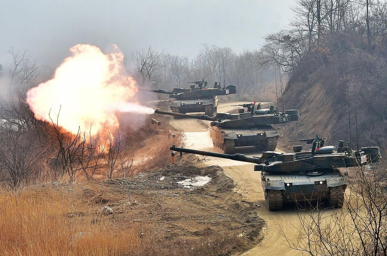 Проблемы с трансмиссией южнокорейского танка К2