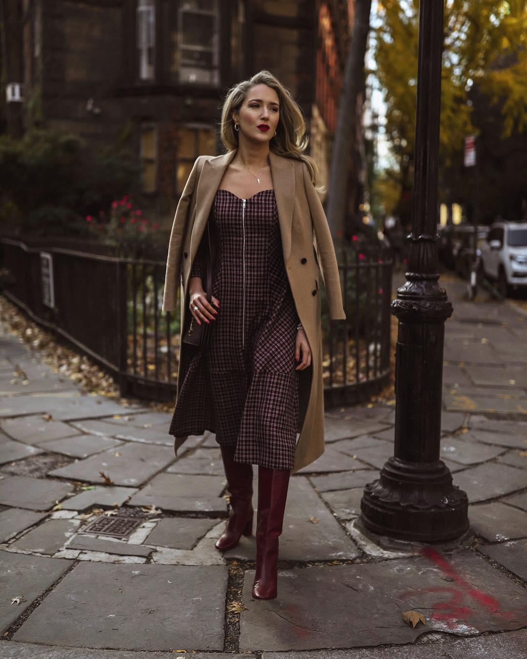 модные образы для деловых женщин осени 2019 фото 13