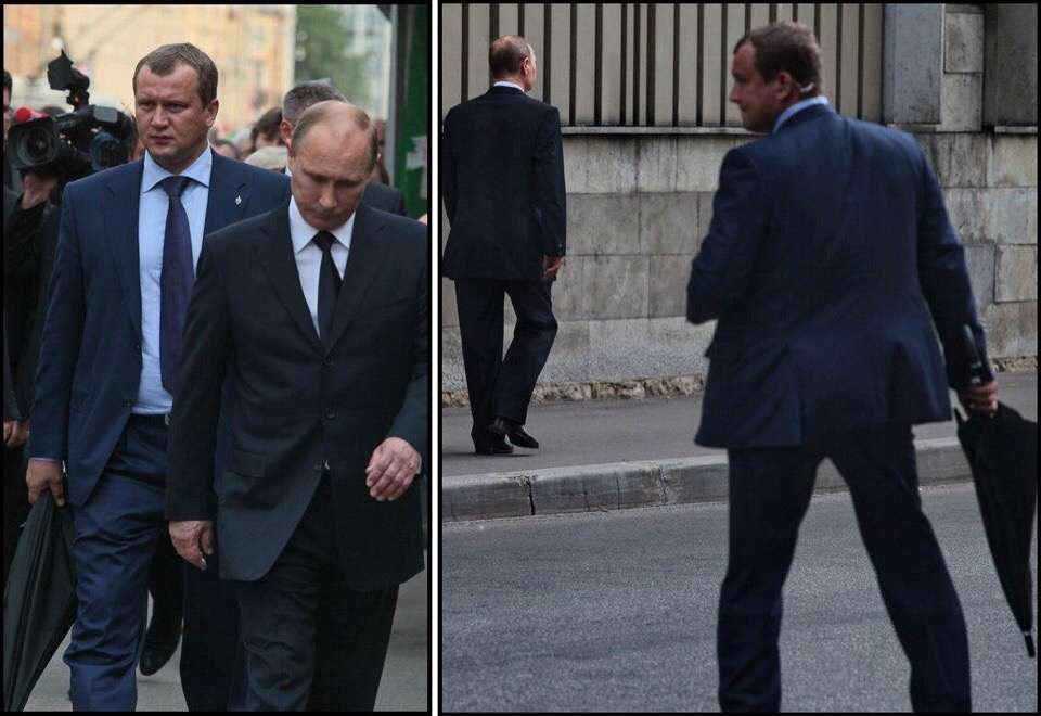 Путин назначил очередного бывшего охранника губернатором