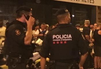 В испанском Камбрильсе террористов-смертников застрелили при попытке бежать