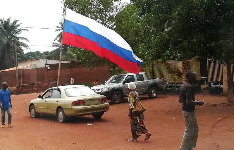 В США обеспокоены ростом влияния России и Китая в Африке