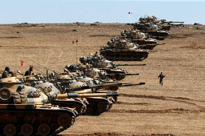 СМИ: Российские войска уйдут из Африна перед наступлением турок