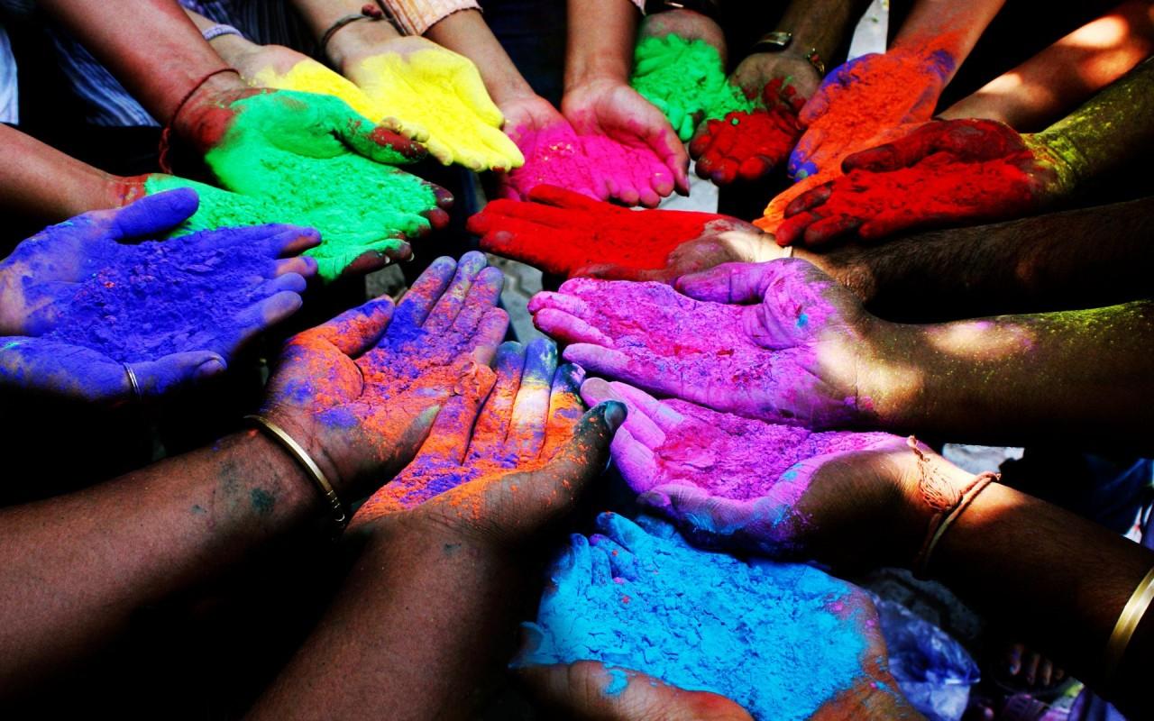 На заметку путешественнику: праздник Холи в Индии