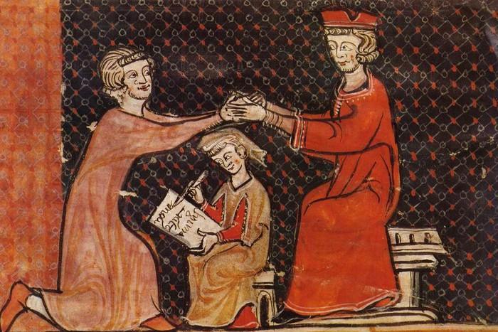 Ученые рассказали о распространенности внебрачного секса в средневековой Европе