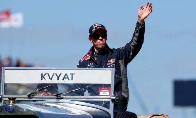Россиянин Квят остается в Формуле 1 с командой Ferrari