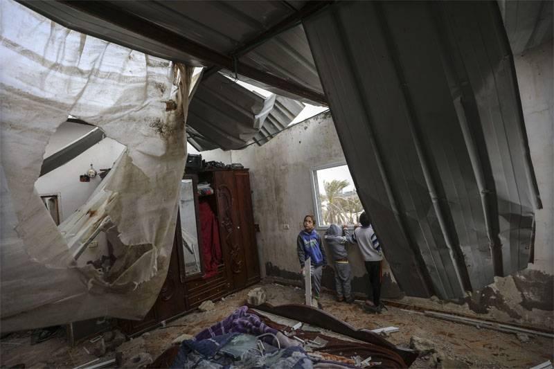 Израиль: Школу ООН в секторе Газа обстреляли сами палестинцы