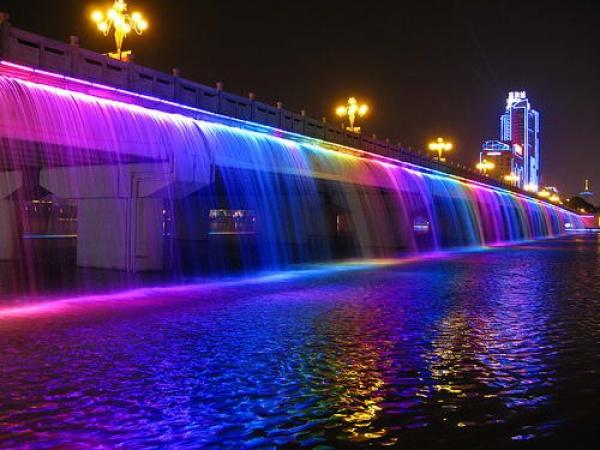 Необычные мосты ...