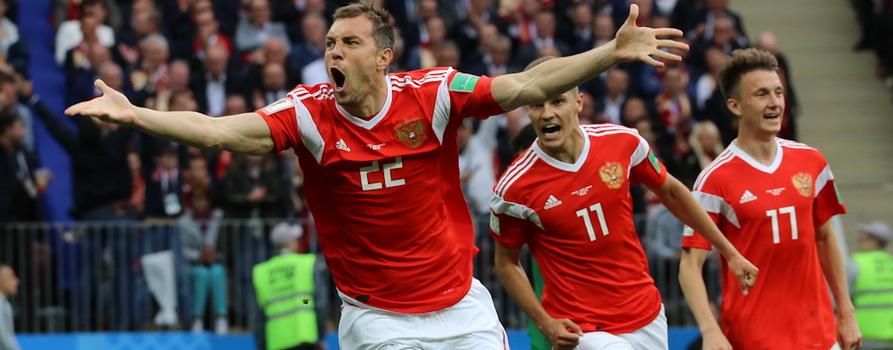 Футбол в России больше, чем …