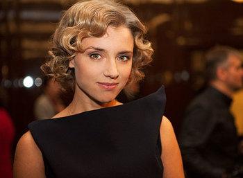 Ксения Алферова едва не оказалась за бортом яхты
