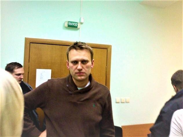 Жалобу Навального КС рассматривать не стал