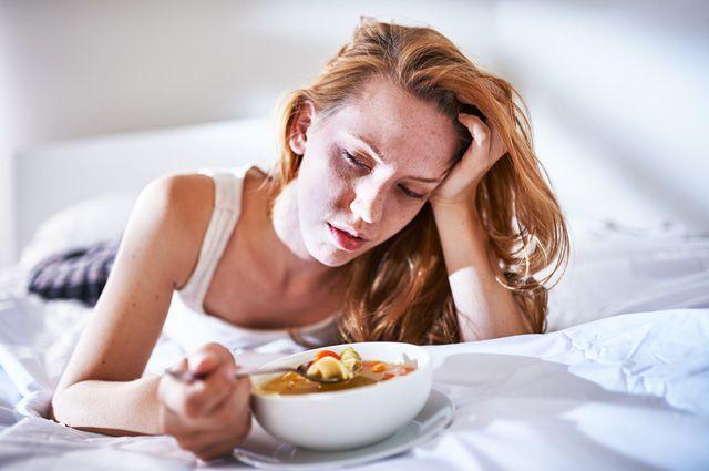 Белок как лекарство. Продукты помогут быстрее вылечить грипп