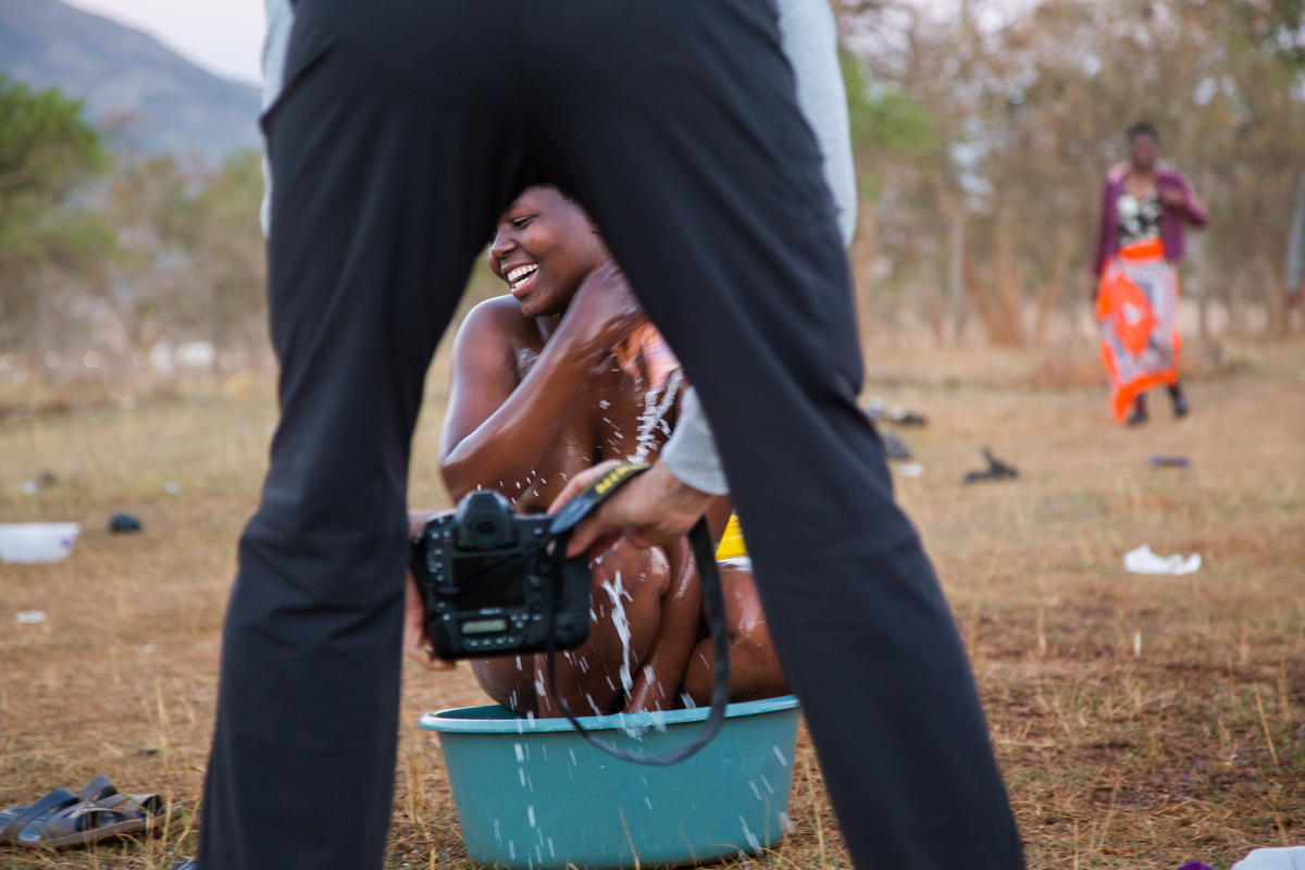 Девственницы Свазиленда: смотр строя и песни