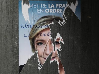 «Нынешняя кампания – провал Марин Ле Пен»