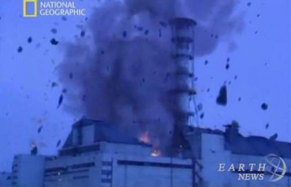 Катастрофа в Чернобыле была организована, чтобы ударить по СССР