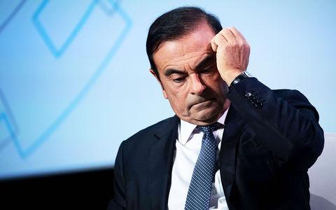 Renault лишила Карлоса Гона выходного «золотого парашюта»