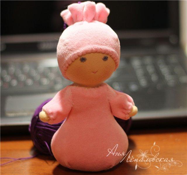 Вальдорфская куколка «Пуська»