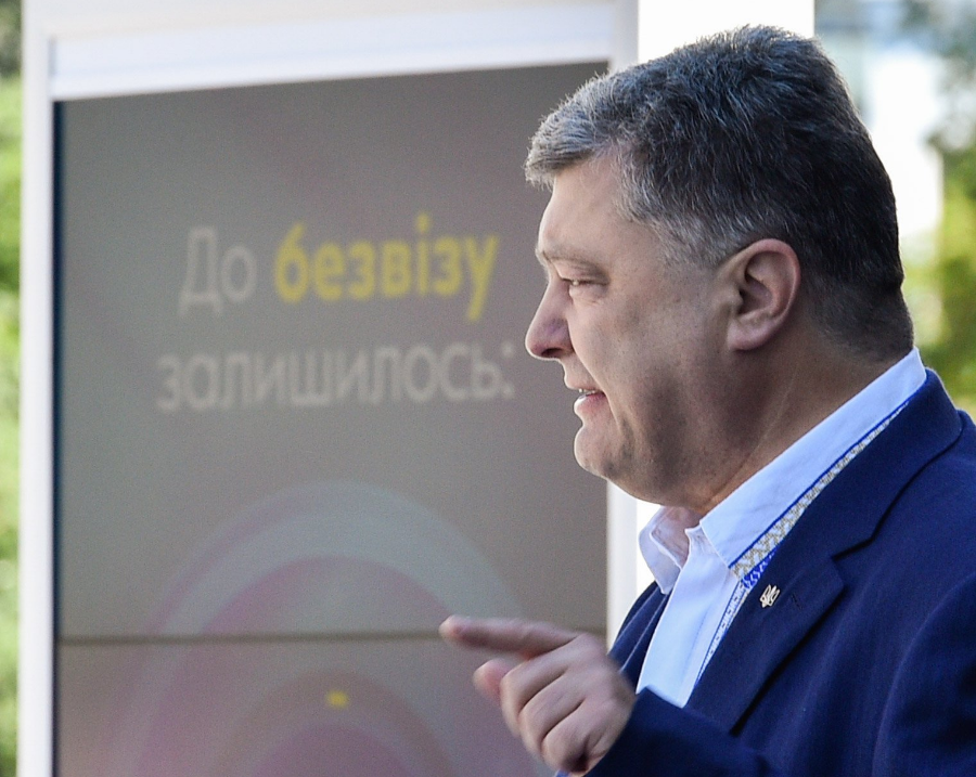 Порошенко разгневал украинцев постом о погибшем АТОшнике: «Ты фашист!»