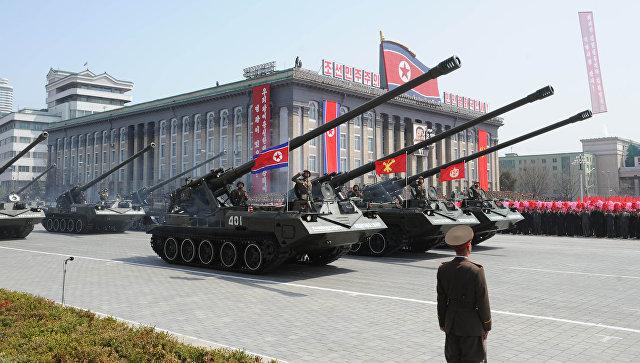 "Трамп заявил об опасности начала ""большого конфликта"" с КНДР"