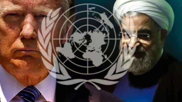 Пощёчина: Иран назвал 12 тре…