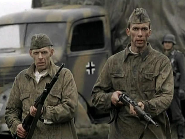 Как советские зеки воевали с фашистами