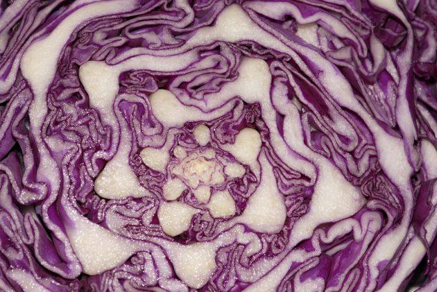 полезные продукты: краснокочанная капуста
