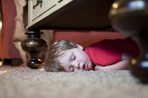 Могущественная сила сна дети, сон