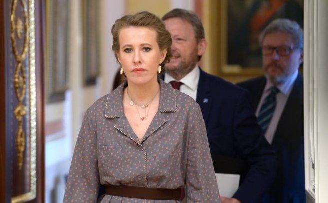 Ксения Собчак собралась переехать жить на Украину