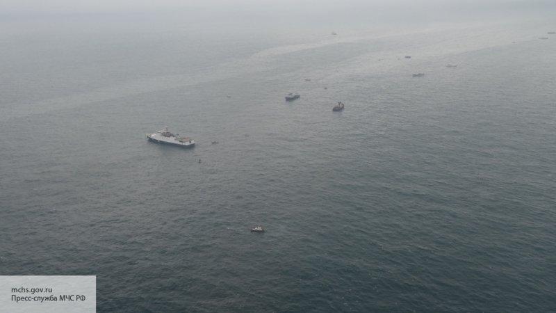 Грузовое судно с россиянами …