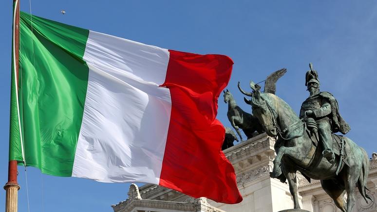 Sunday Times: Италия намерен…