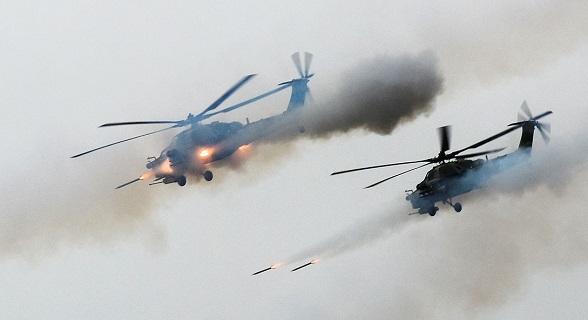 Эстонского наблюдателя впечатлила огневая мощь учений «Запад-2017»
