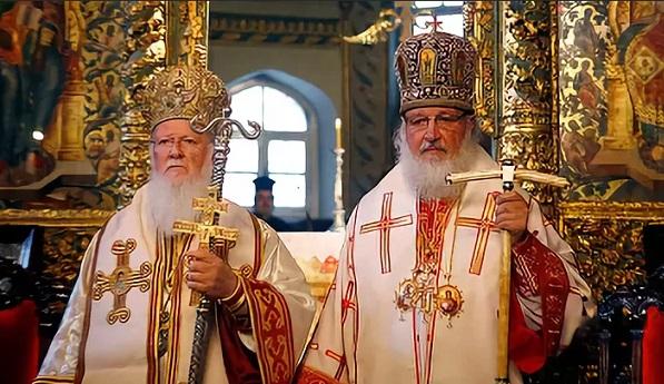 Патриарх Кирилл 31 августа посетит Константинопольский патриархат