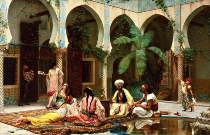 Почти в раю./ Фото: borhaber.net