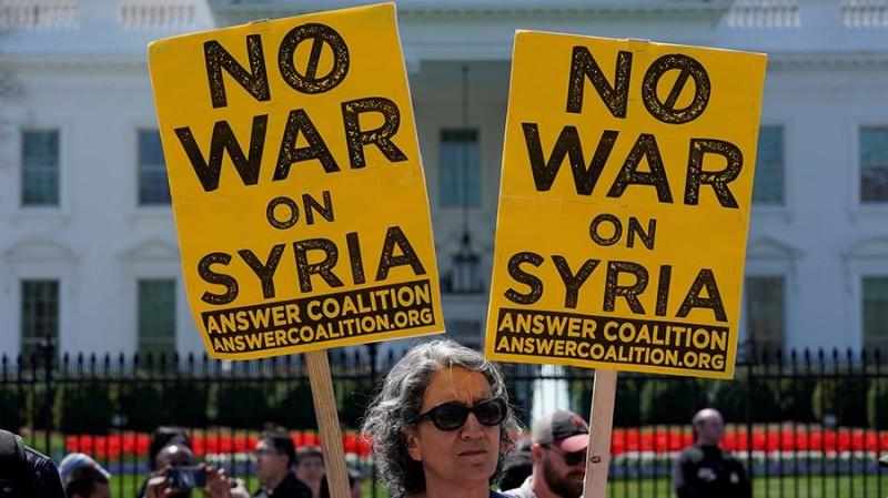 США все же планируют вывести войска из Сирии