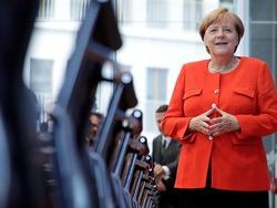 Меркель захотелось хороших отношений с Москвой
