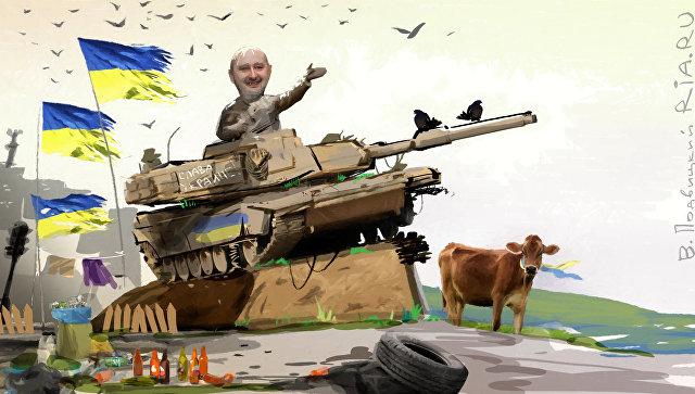 Green Tea: Украина ставит Бабченко памятник.
