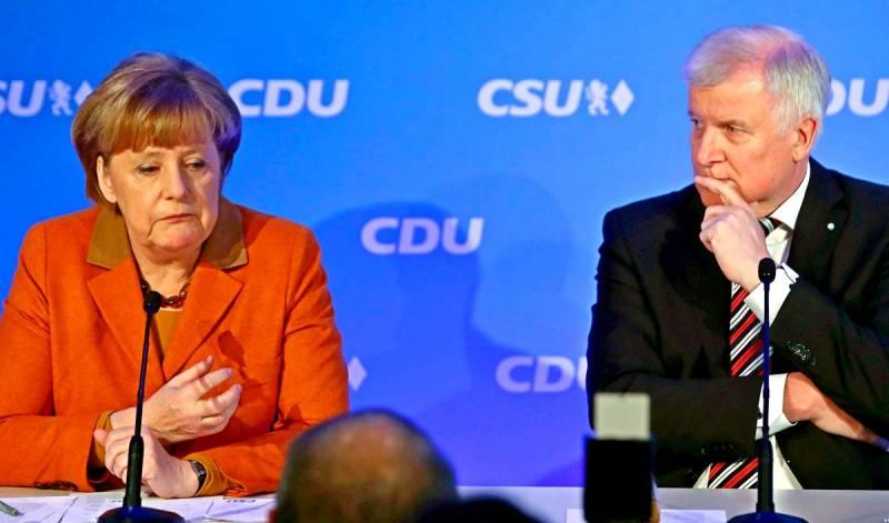 Меркель делает ставку на уни…